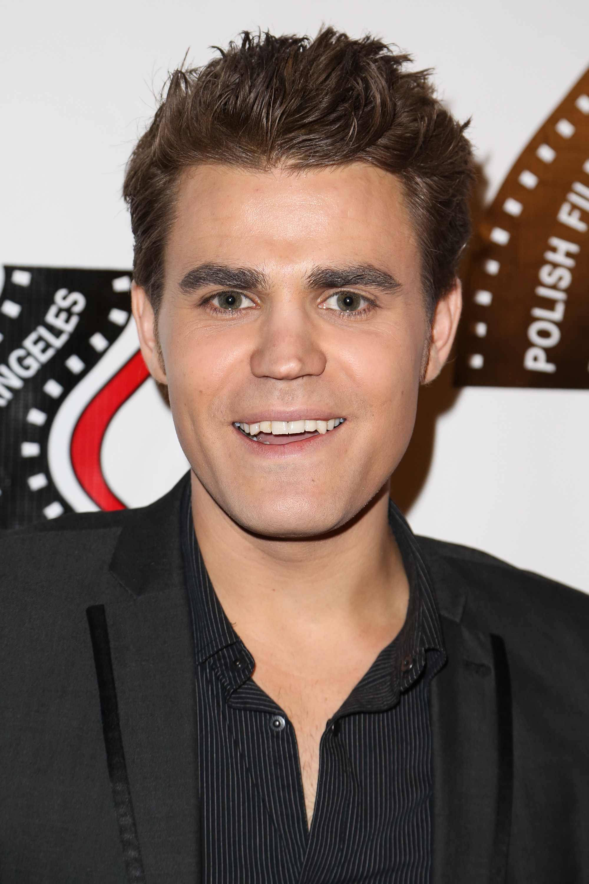 Paul Wesley photo 238 ...