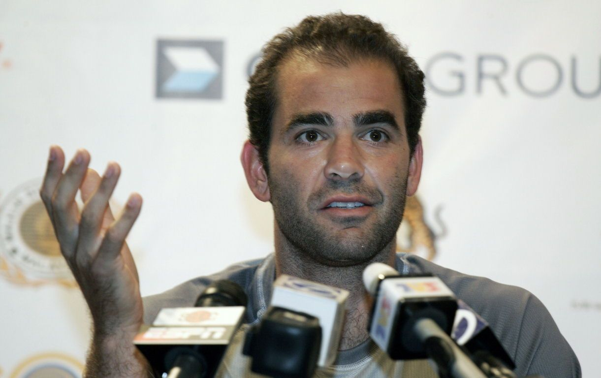 Pete Sampras Gets Called Out by Andre Agassi A History of