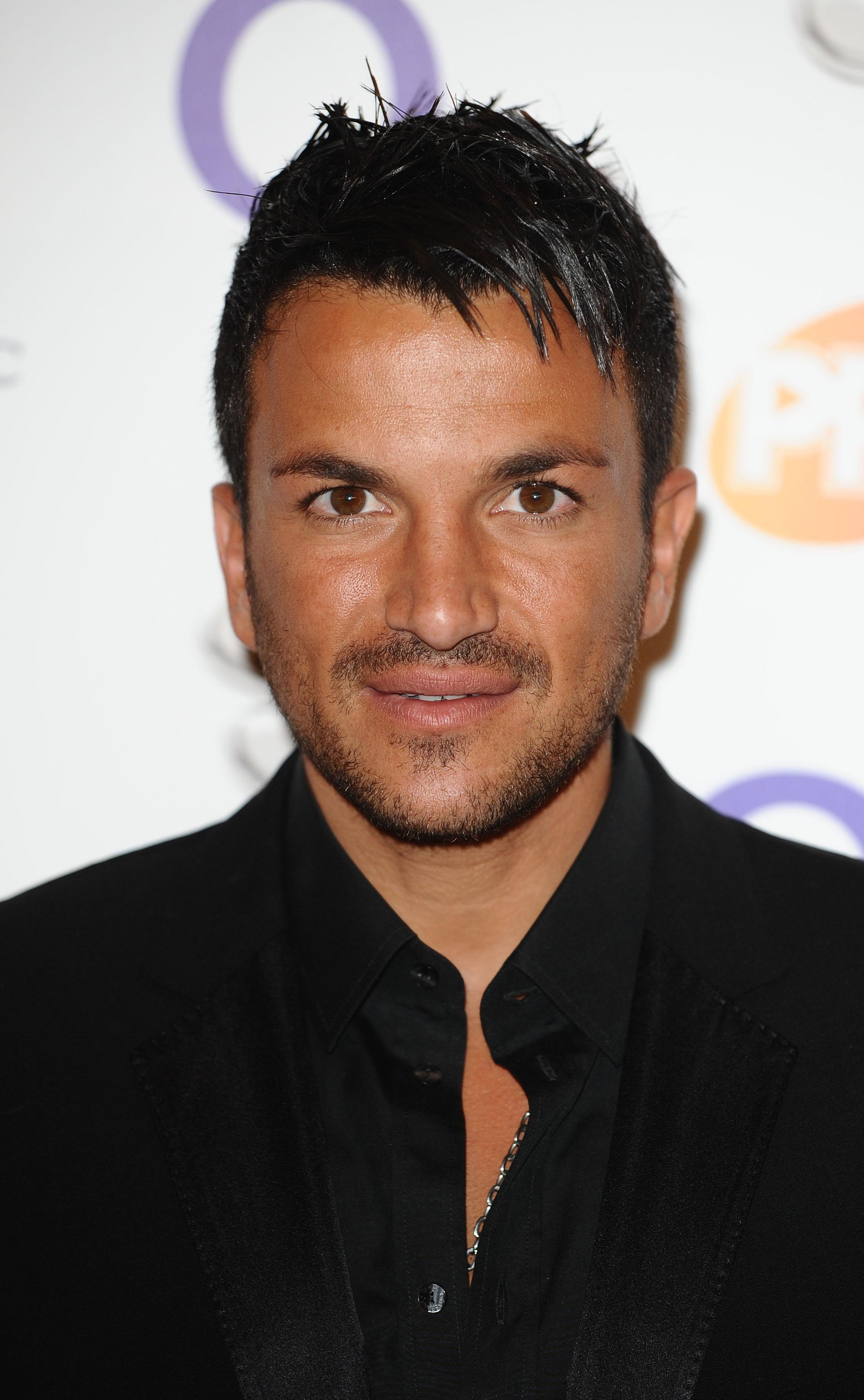 who is peter andre currently dating