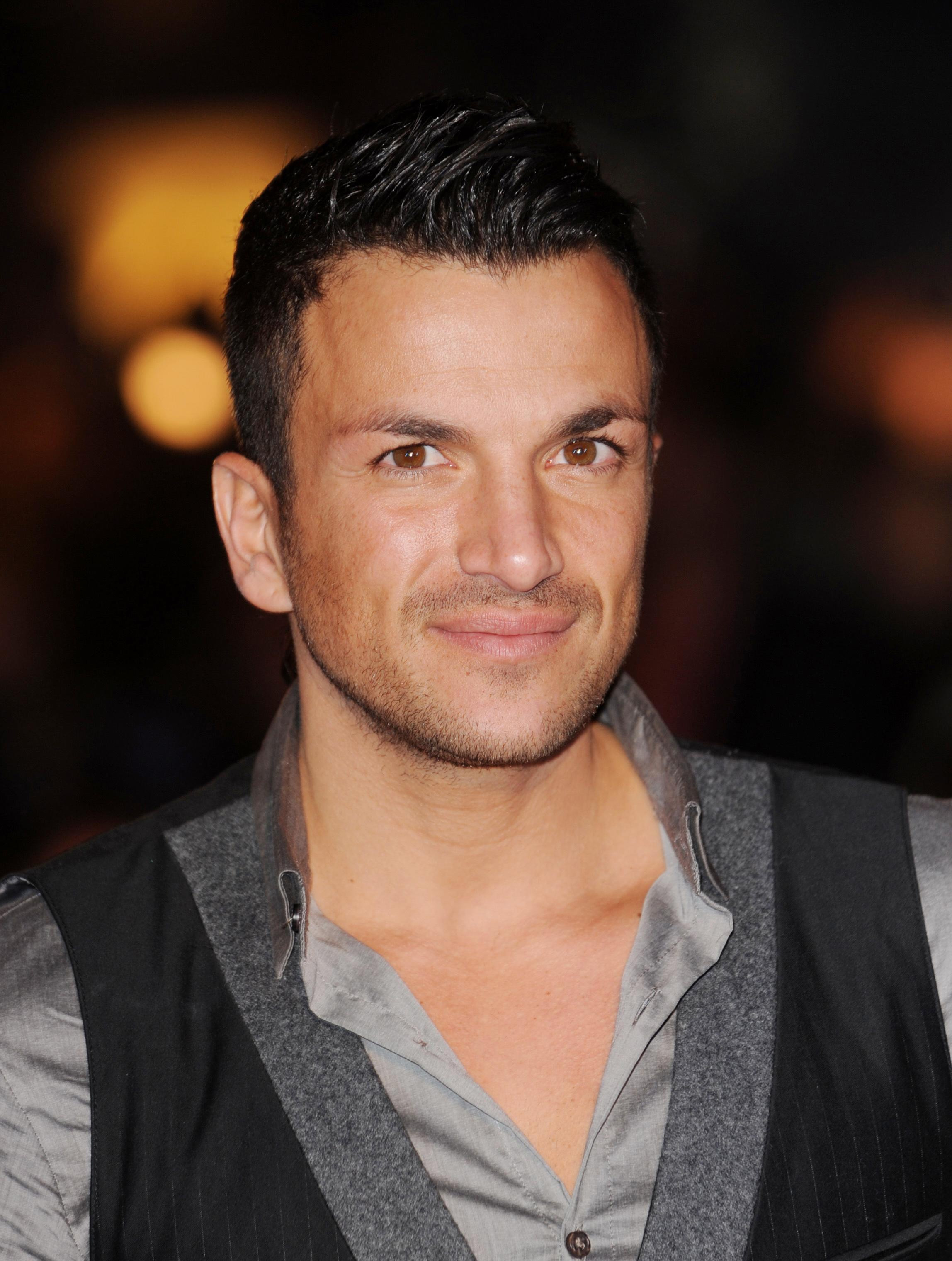 Peter Andre feat Bubbler Ranx