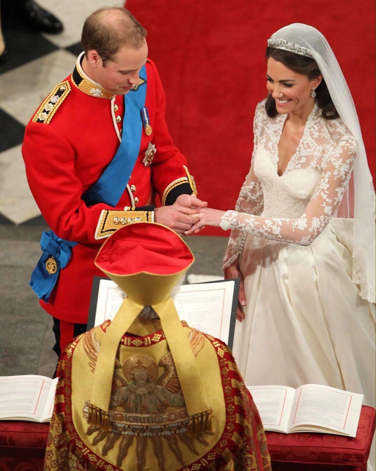 Свадьба принца уильяма и кейт миддлтон 10 фотография