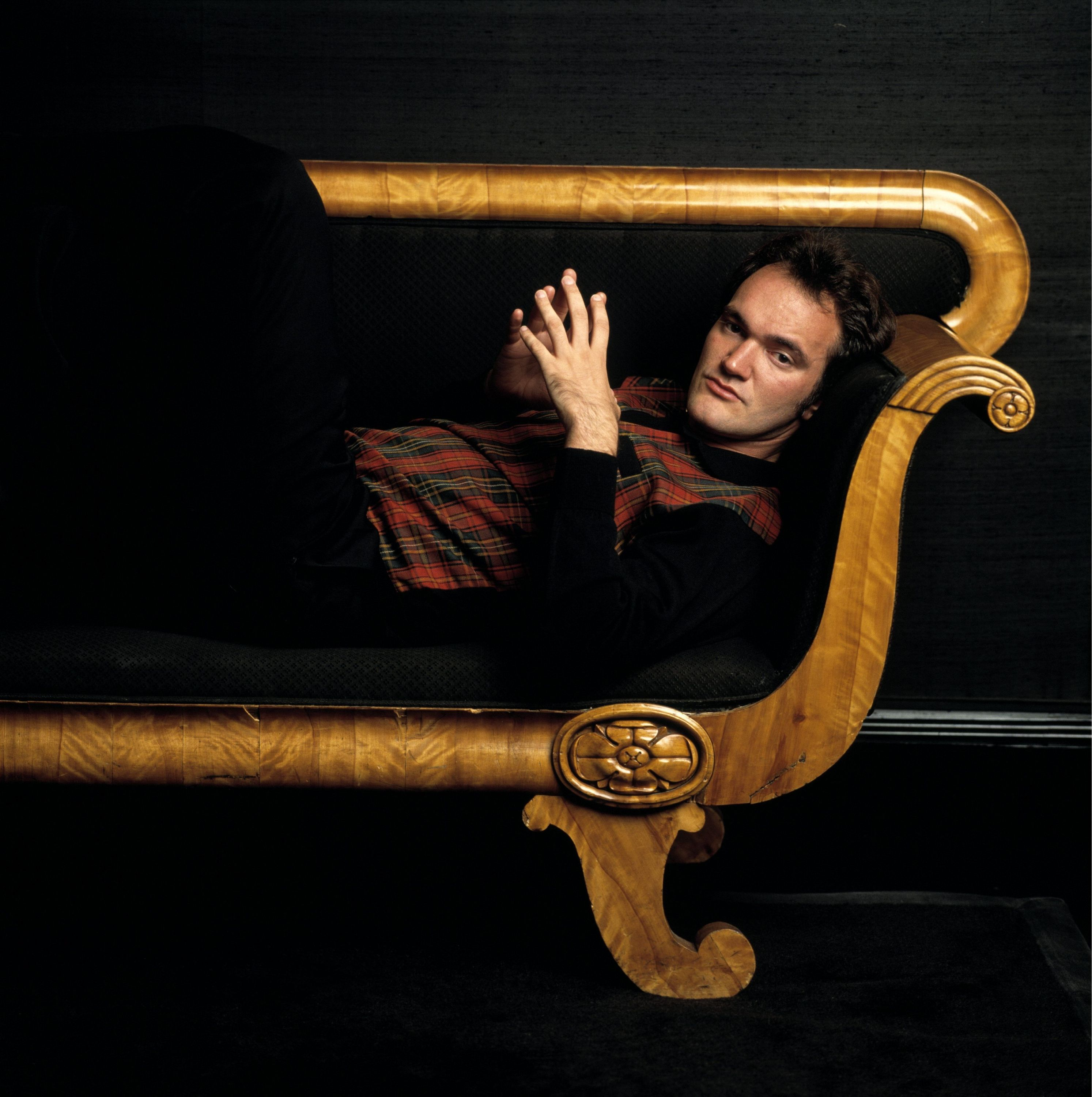Quentin Tarantino photo, pics, wallpaper - photo #