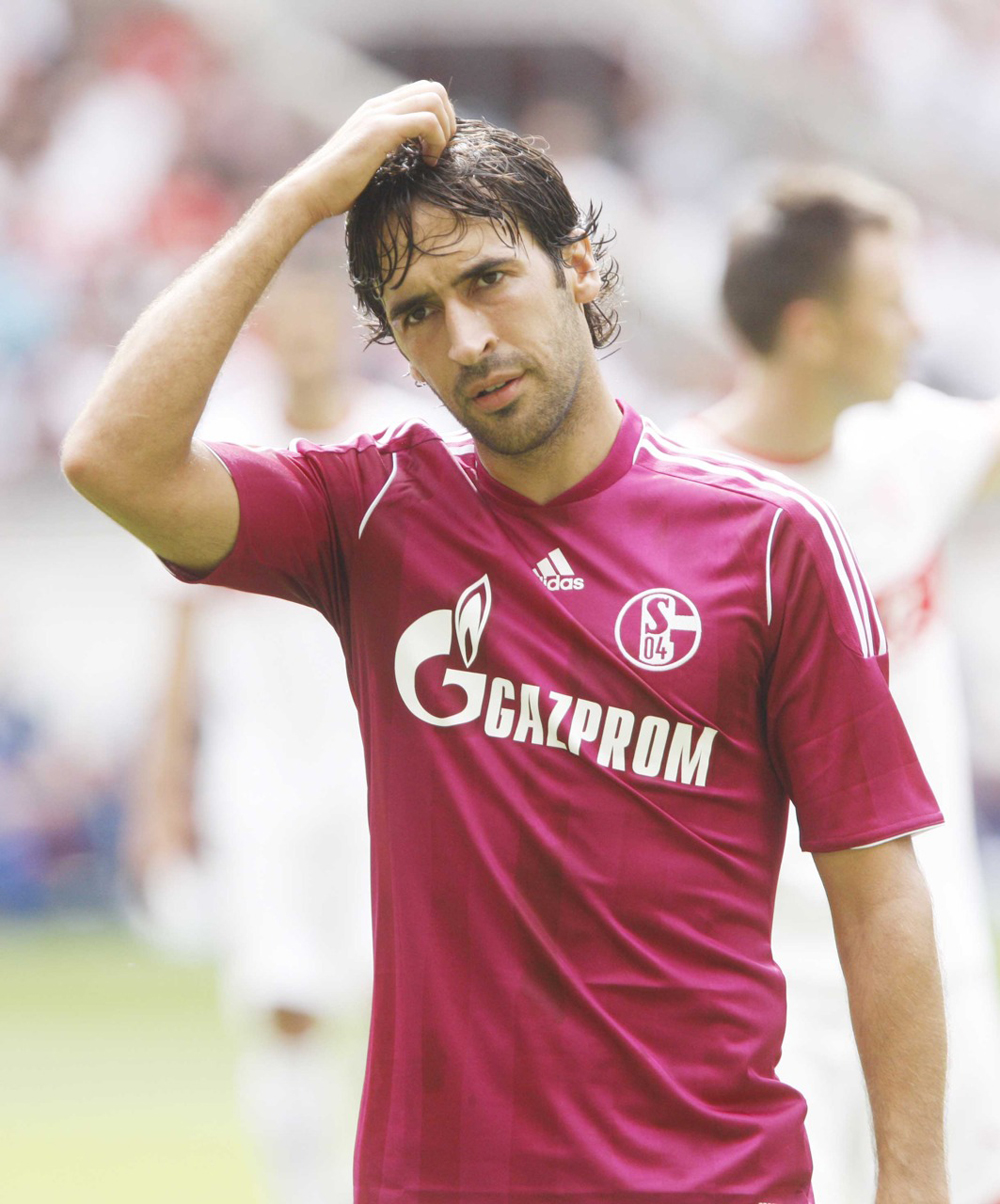 Only High Quality Pics And Photos Of Raul Gonzalez Blanco