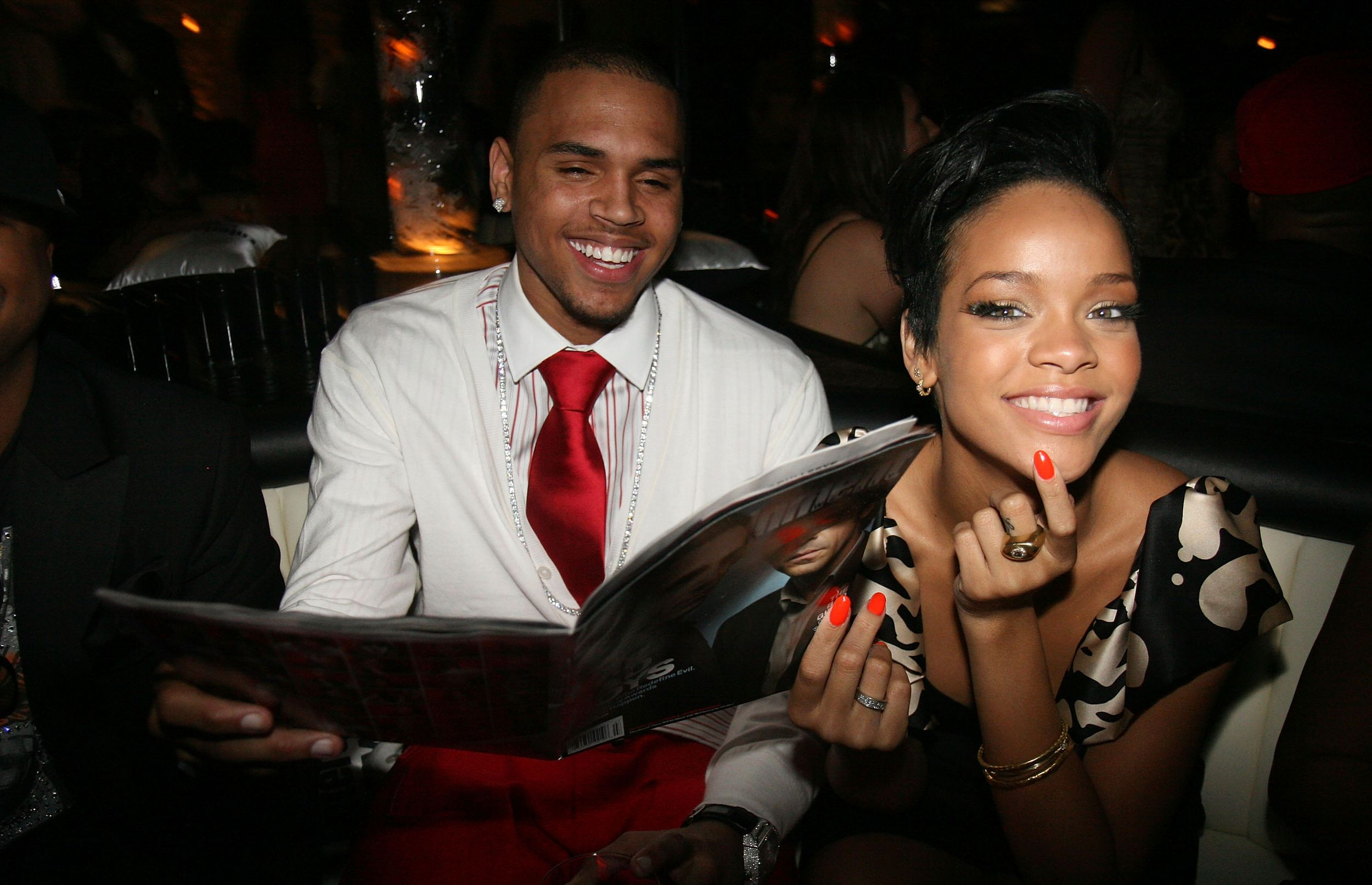 Foto di rihanna picchiata da chris brown 76