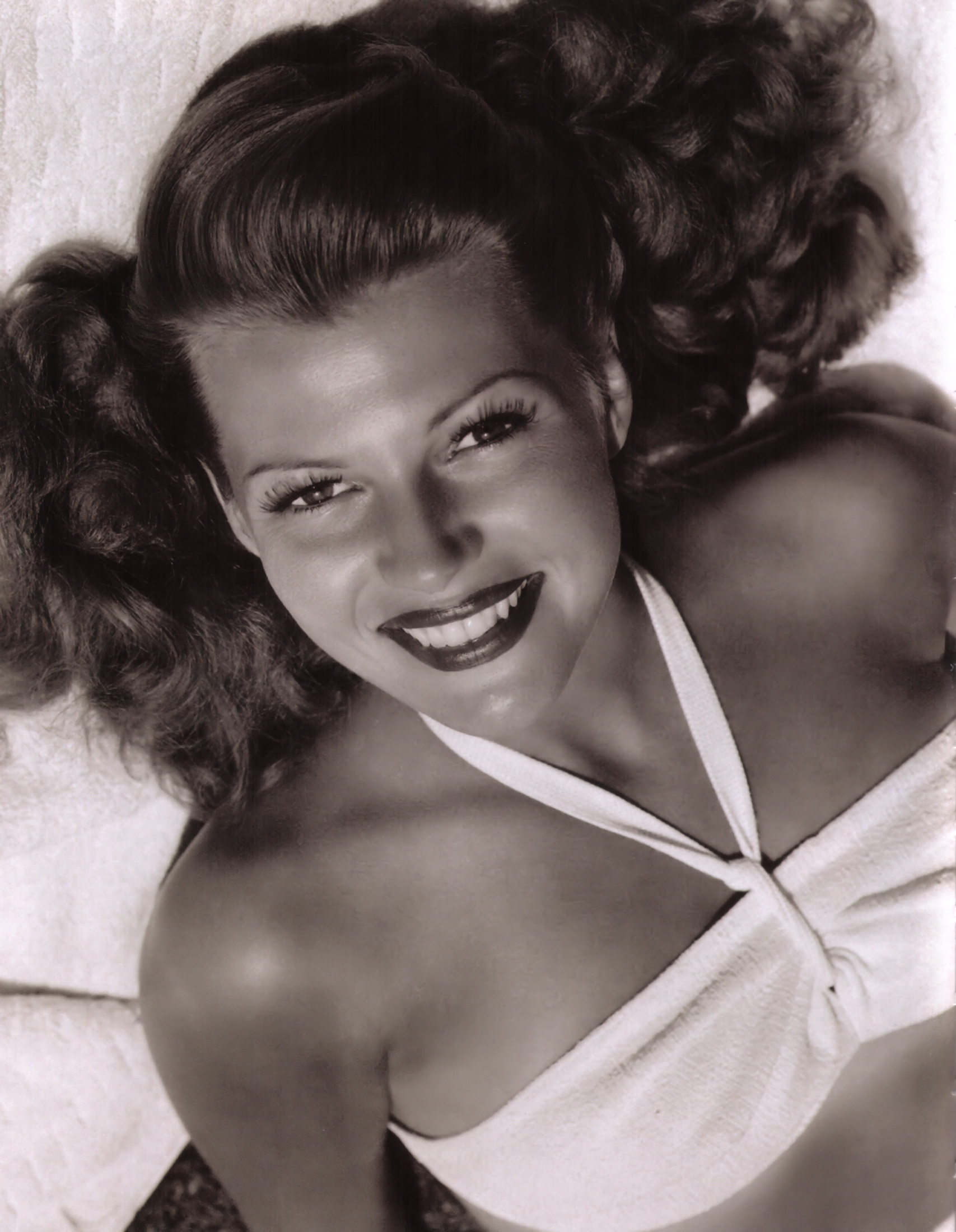 3D nue rita hayworth 3Do erotic photo