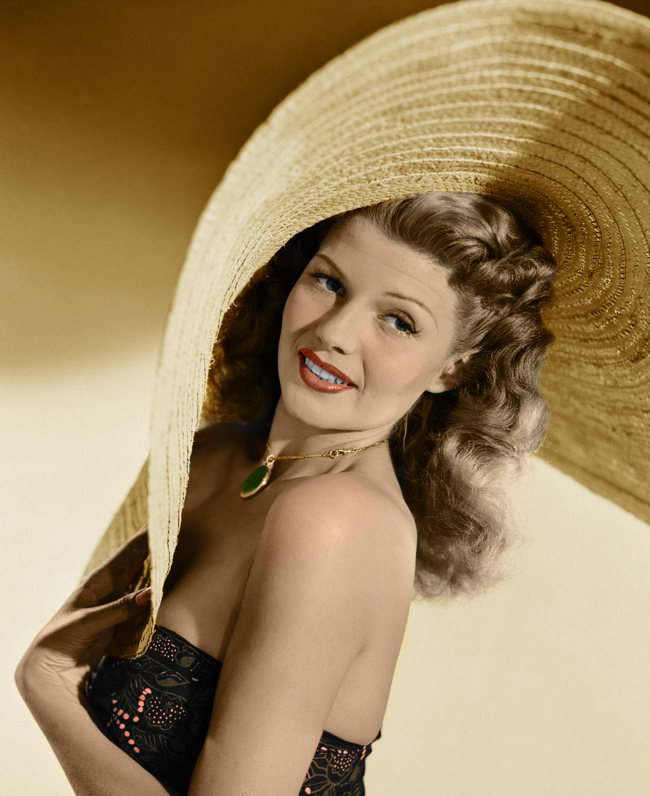 3D nue rita hayworth 3Do softcore lady