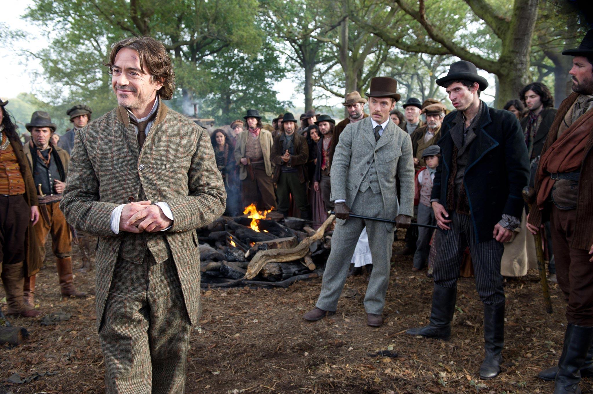 «Смотреть Онлайн Шерлок Холмс 2 Роберт Дауни Младший» — 2009