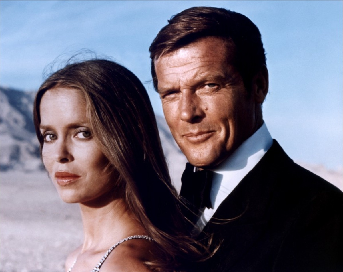 Roger Moore - Images Colection