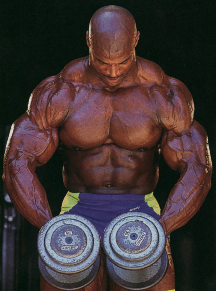 Ronnie Coleman photo 8 of 8 pics, wallpaper - photo