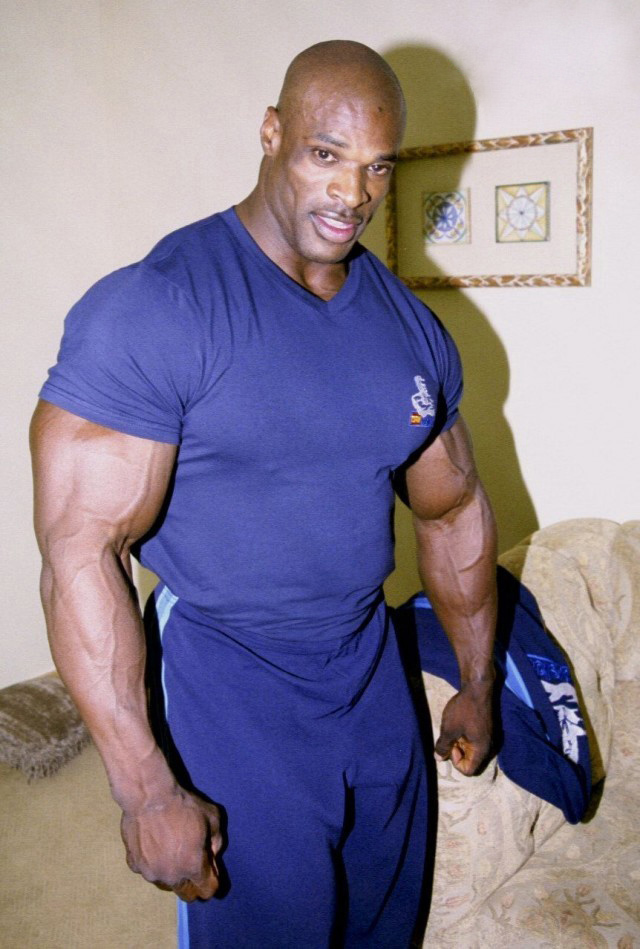 Ronnie Coleman photo 5 of 8 pics, wallpaper - photo