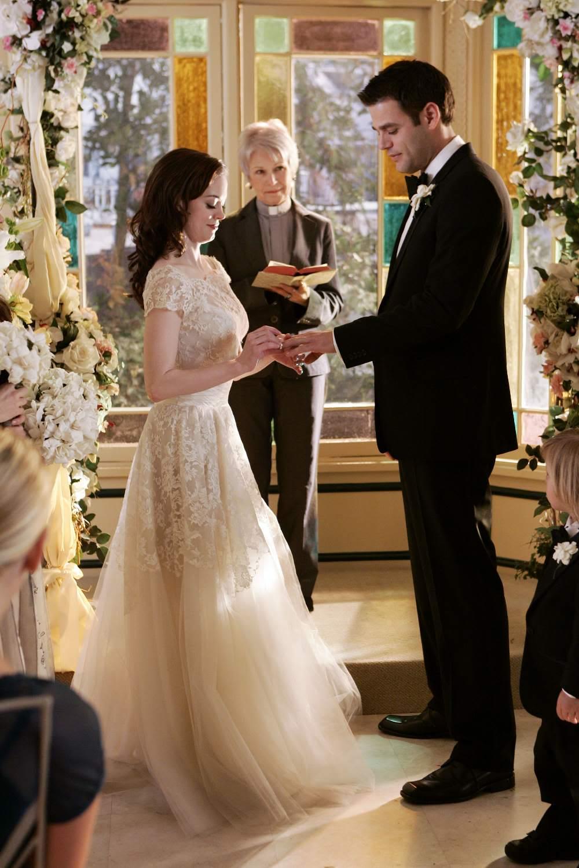 Свадебные платья из кинофильмов и телесериалов
