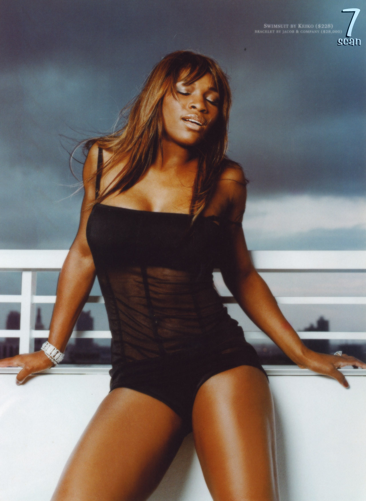 Hot ebony females Serena Ali   103297