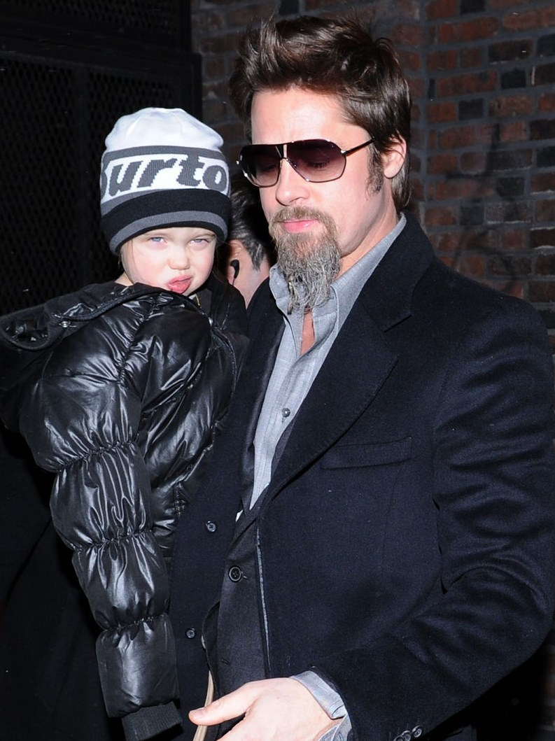 Shiloh Nouvel Jolie Pitt