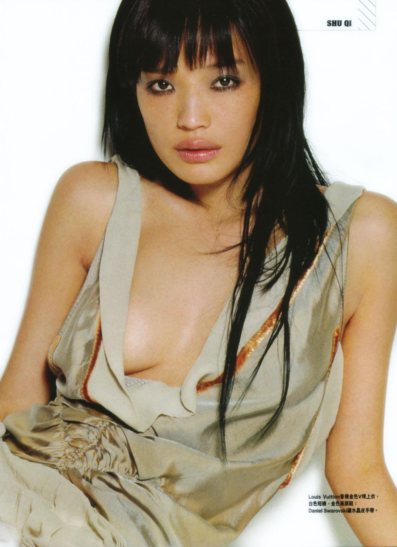 Shu Qi photo, pics, wallpaper - photo #