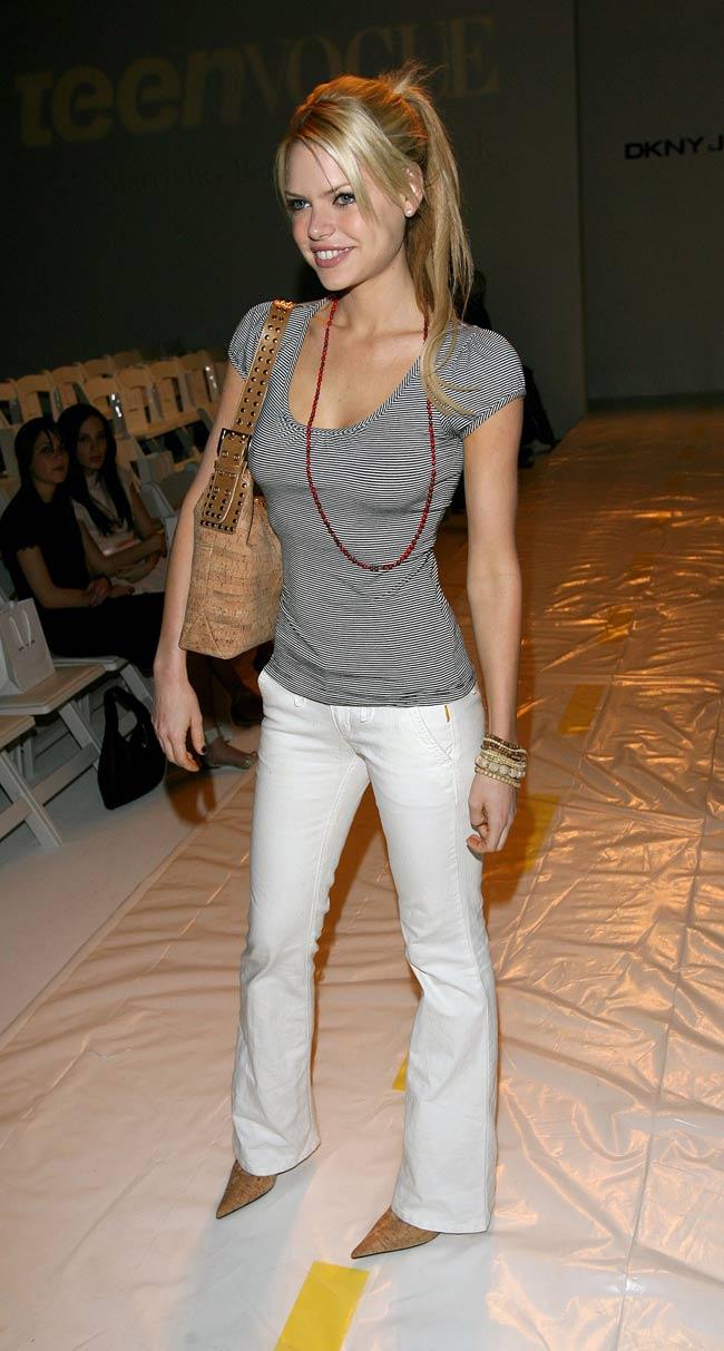 Sophie Monk Teen Vogue