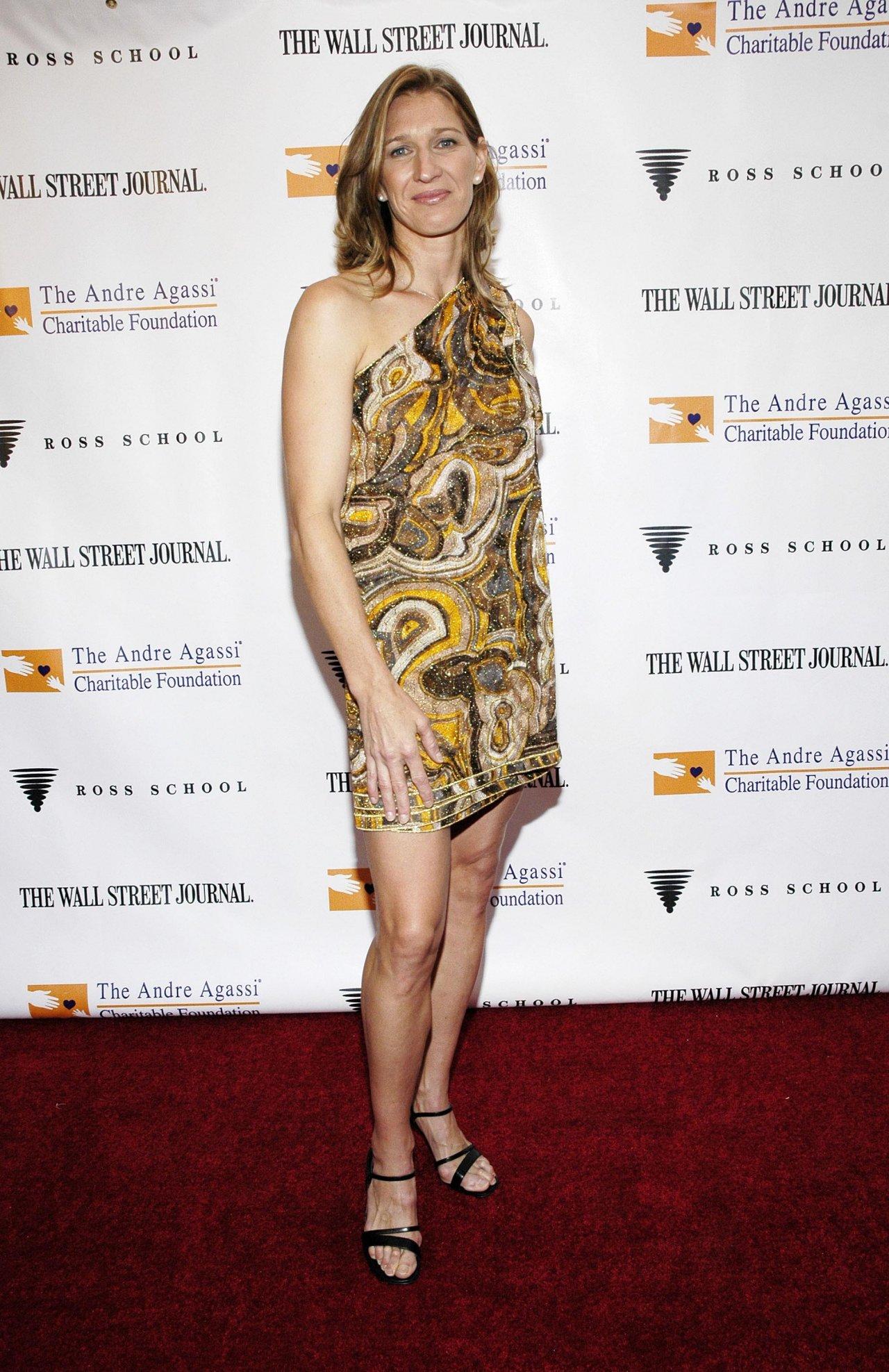 Steffi Graf Legs