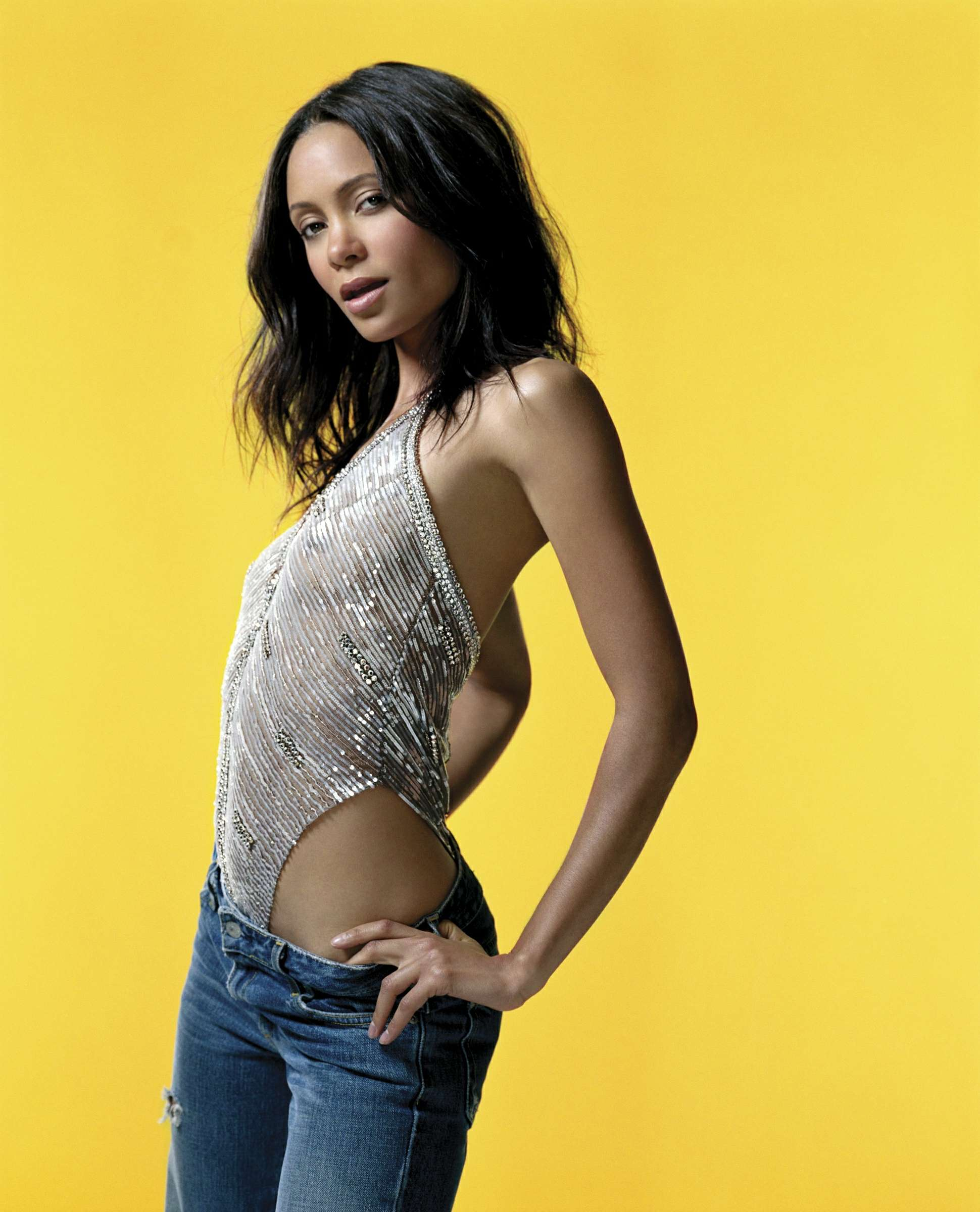 Thandie newton hot