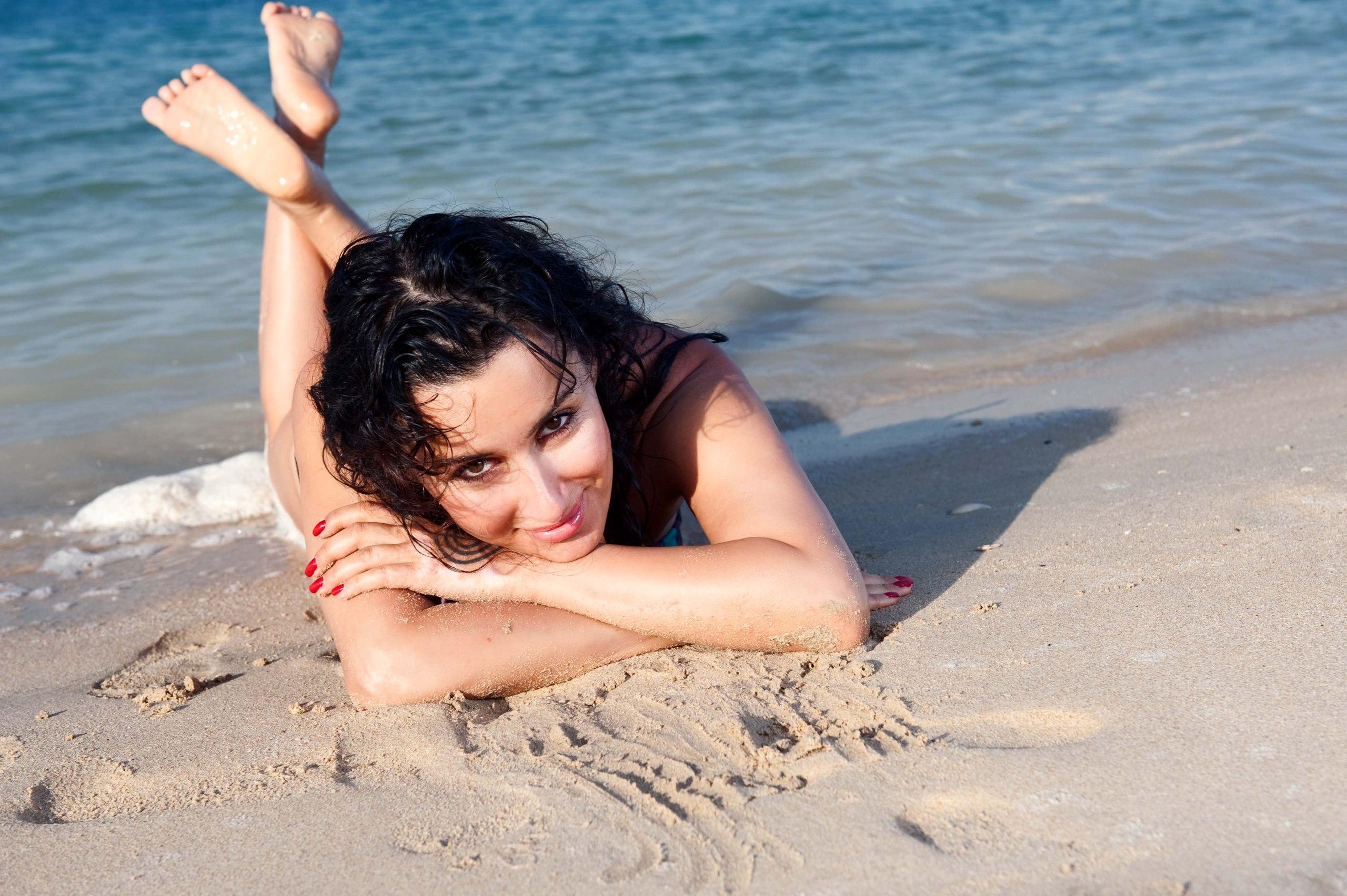 Развлечения голых девочек на курортах 6 фотография