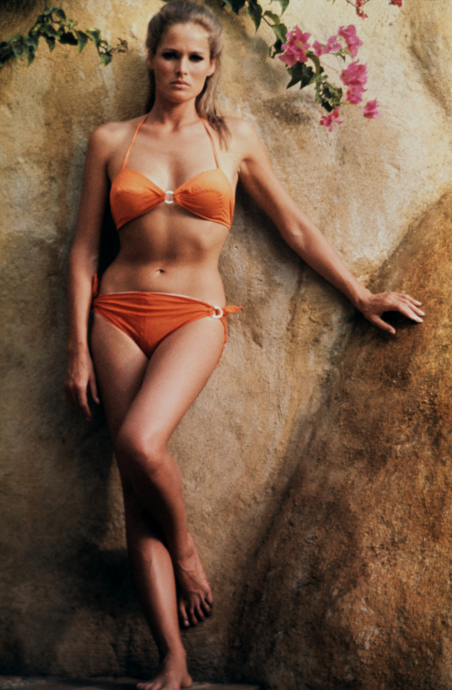 Ursula andress bikini photo Ursula Andress turns 80: Then and now - m