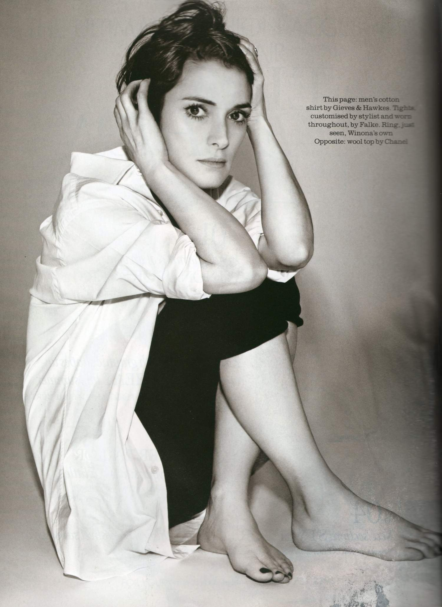 Winona Ryder - Film Actor/Film Actress, Actress, Film ...