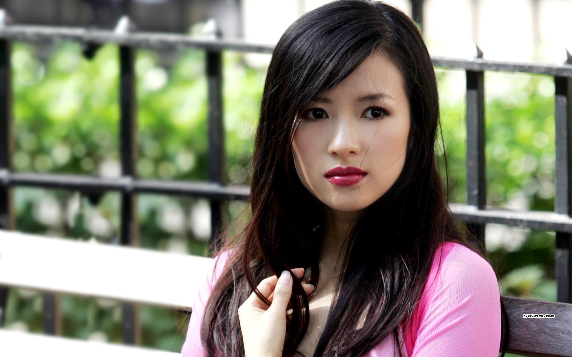 Фото красивых китаянок 6 фотография
