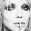 Courtney Love icon 128x128