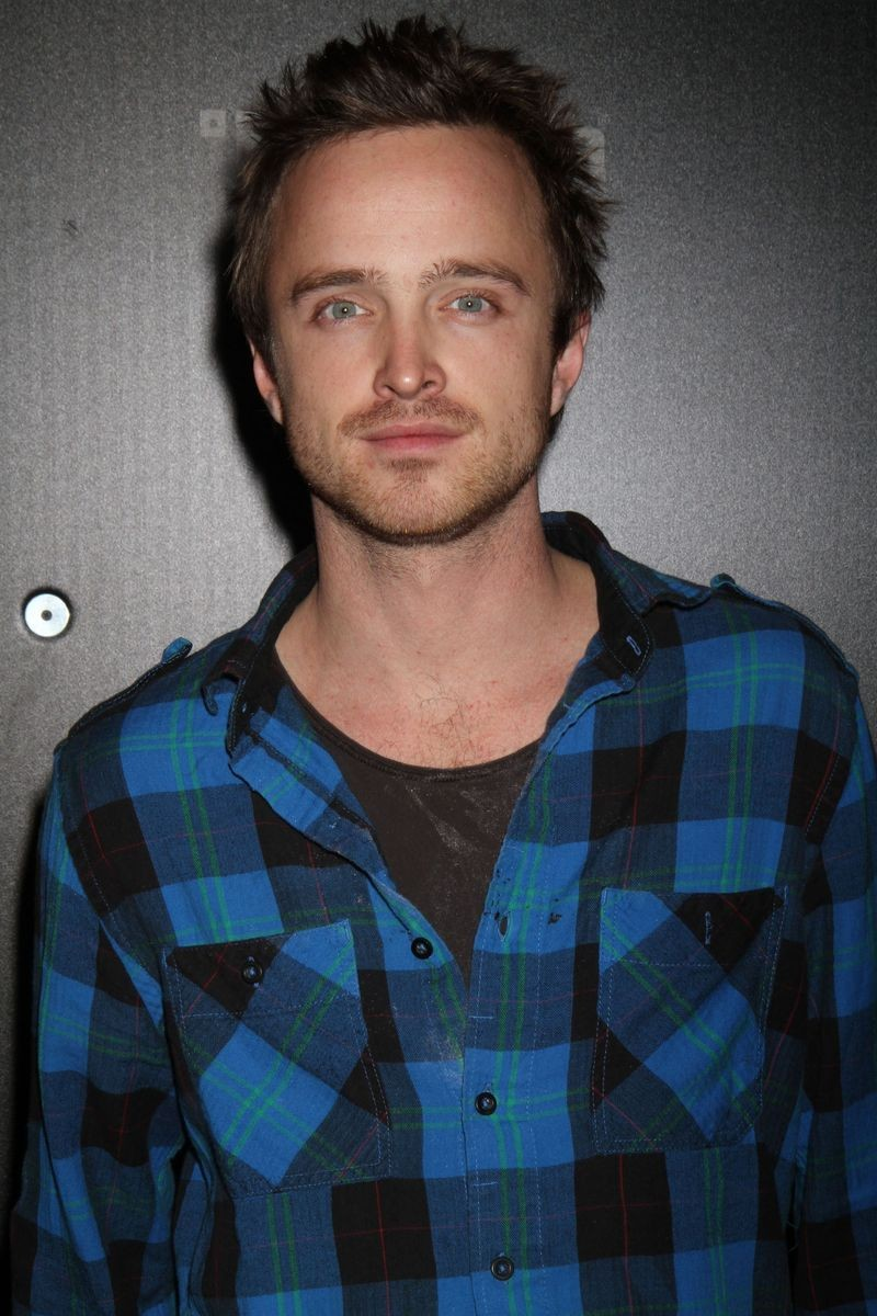 Young Aaron Paul