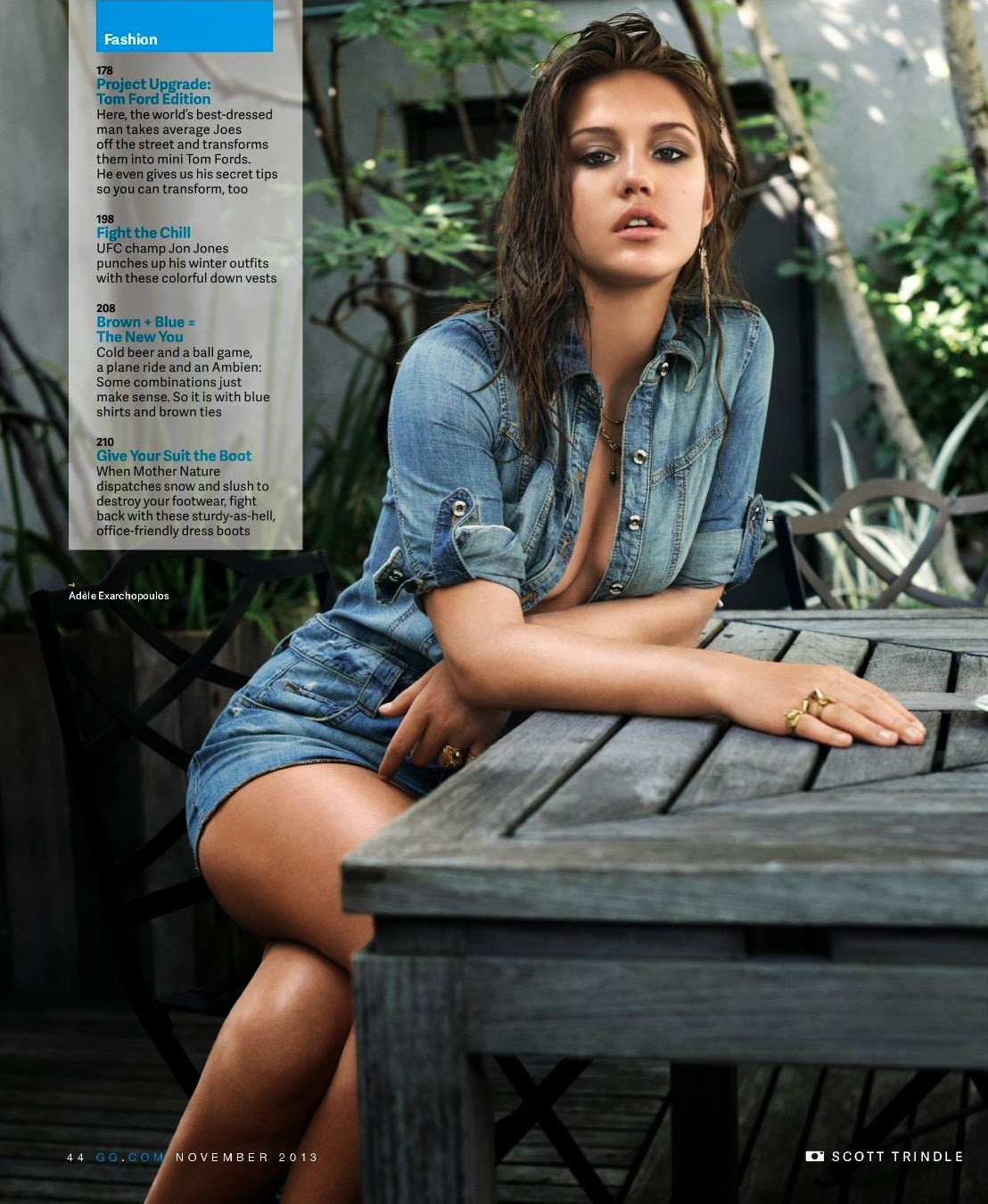Adele Exarchopoulos photo gallery - high quality pics of Adele Exarchopoulos   ThePlace