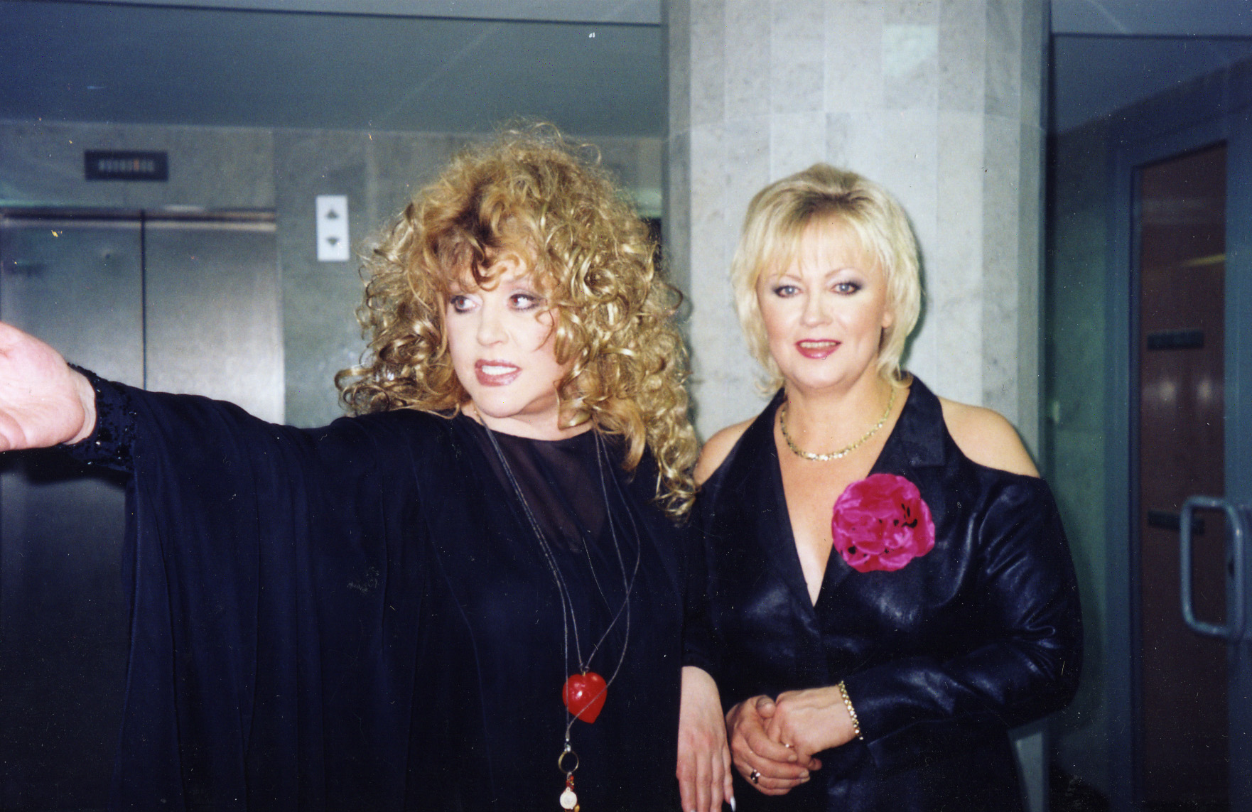 Alla Pugacheva charmed in the image of youth 06/16/2018 6