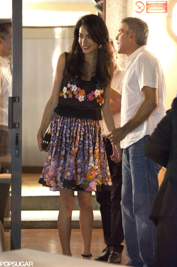 Amal Clooney photo 22 of 639 pics, wallpaper - photo #735320 - ThePlace2