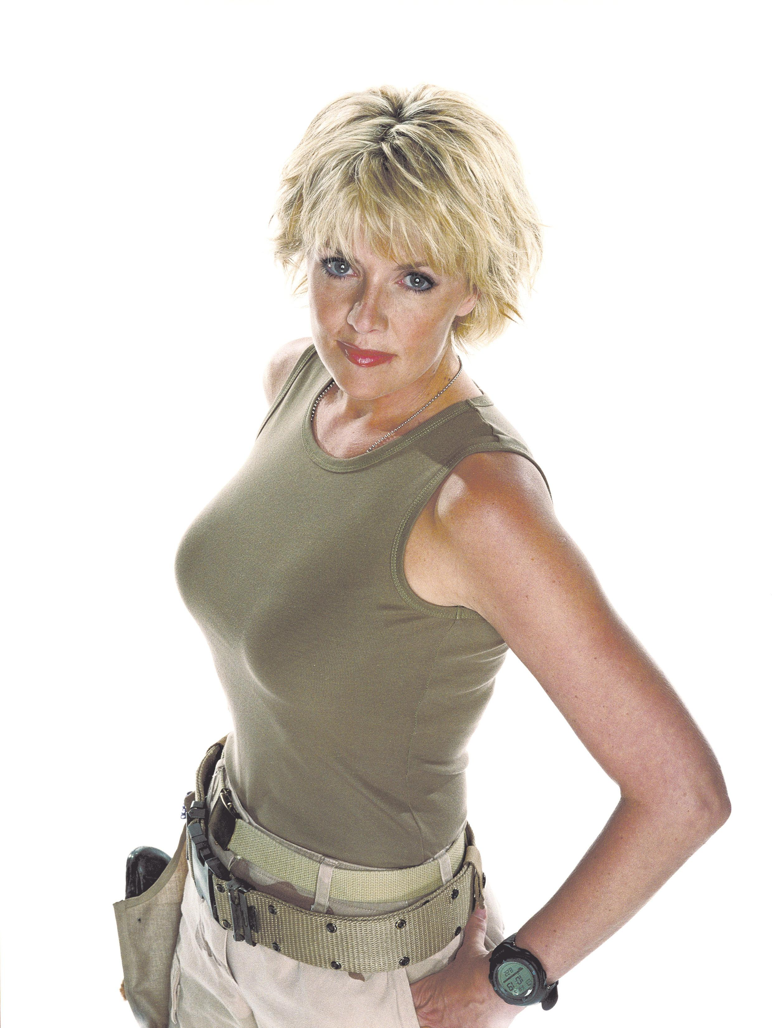 Amanda Tapping Photo Gallery 4 High Quality Pics Theplace