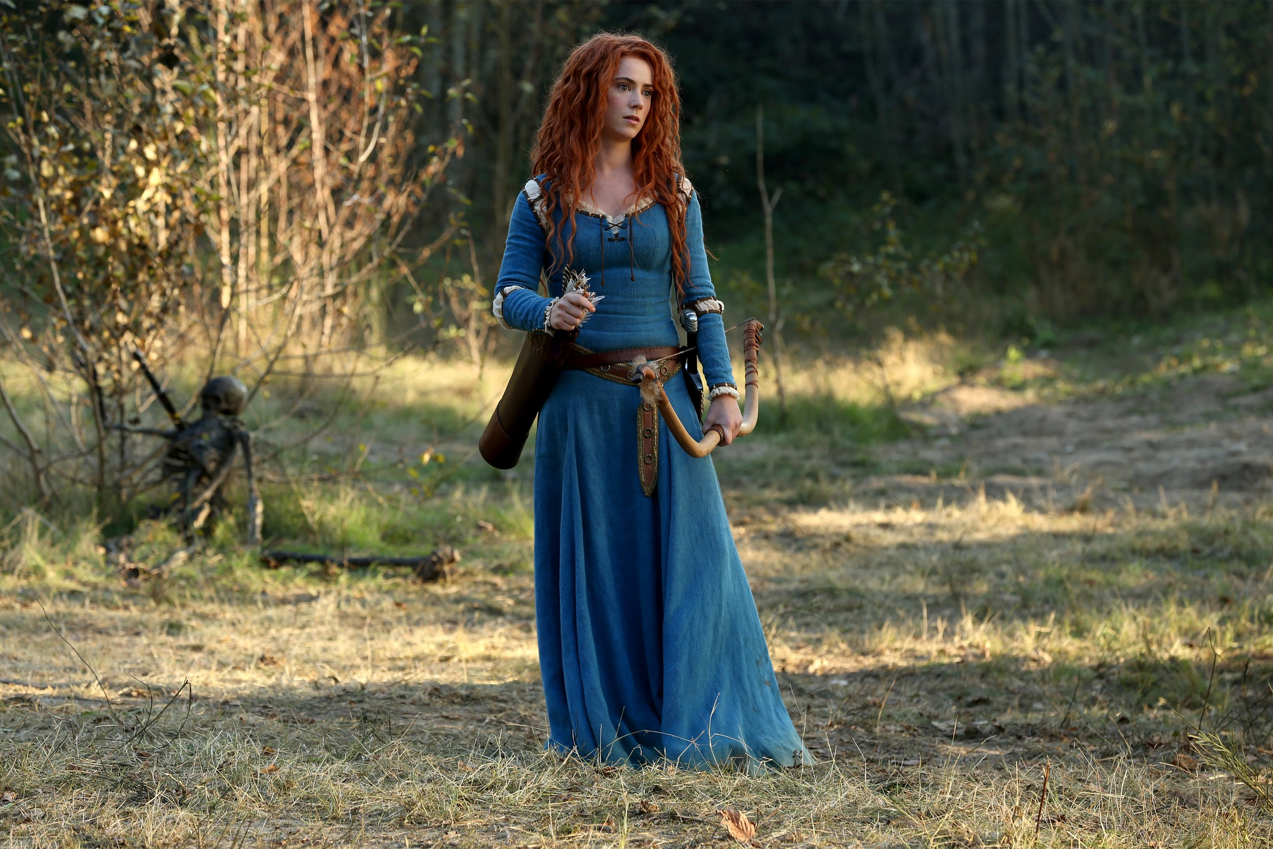 amy manson atlantis