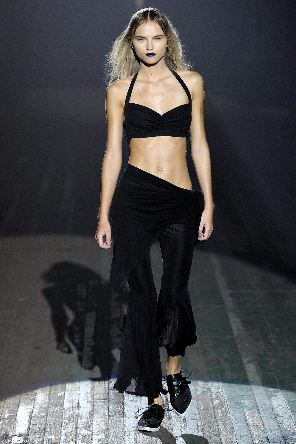 Naked Fashion Model Snejana