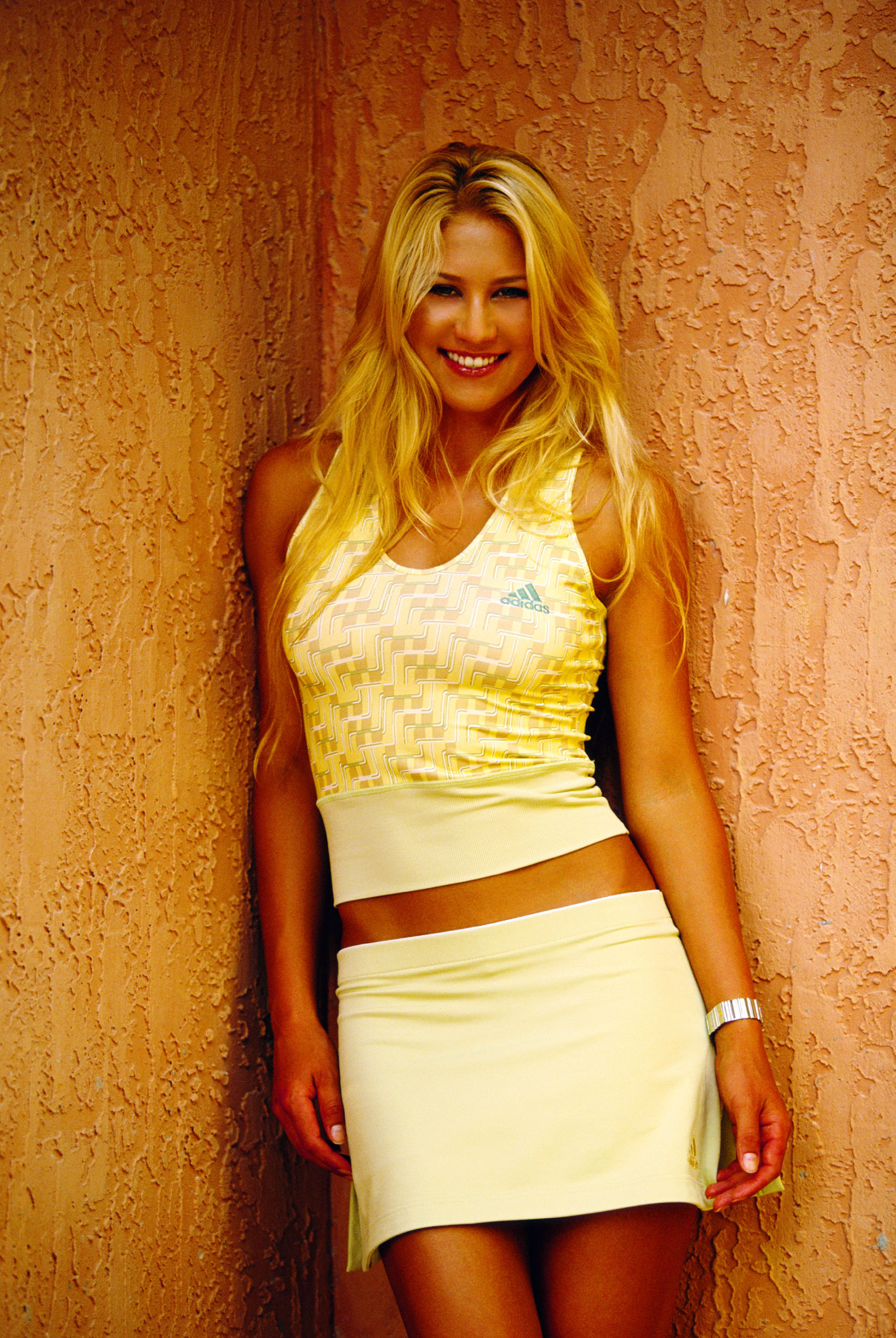 Think, that Anna kournikova breast size