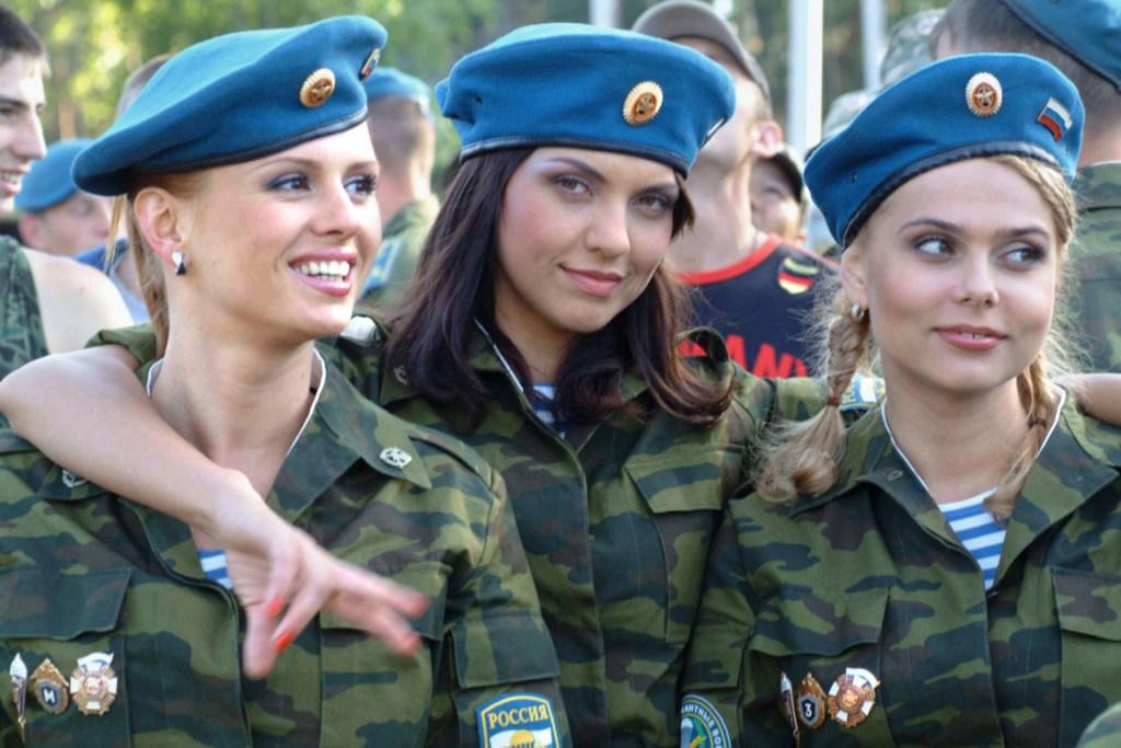 смотреть фото русские женщины