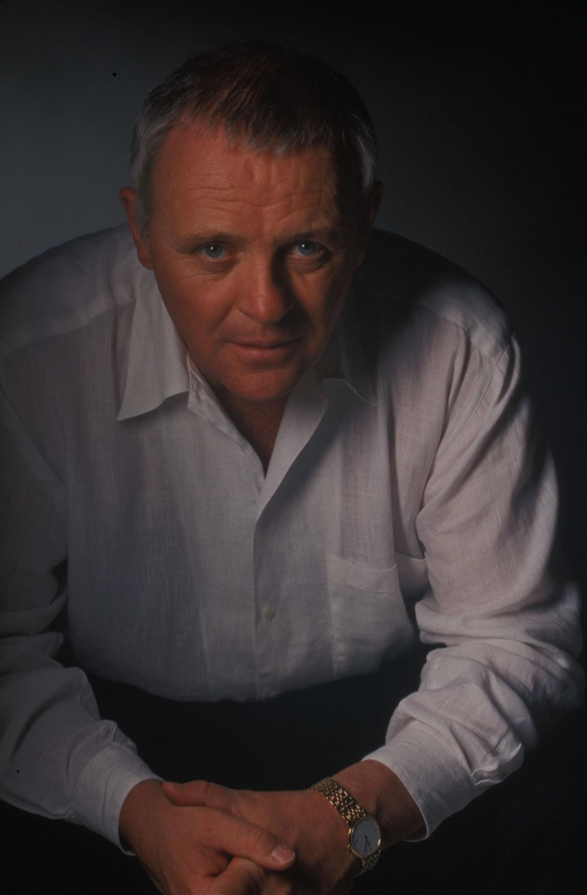 Anthony Hopkins photo ...