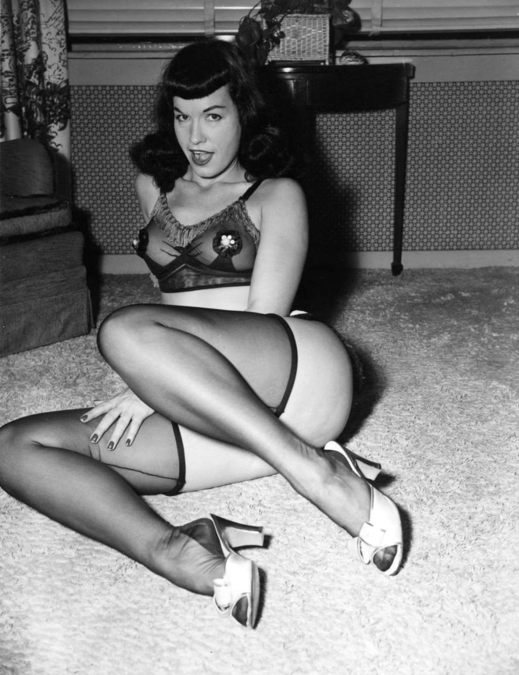 Bettie Page Hd bettie page photo 3 of 29 pics, wallpaper - photo #254472