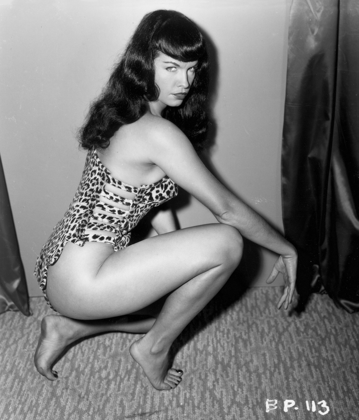 Bettie Page Hd bettie page photo gallery - 29 high quality pics | theplace