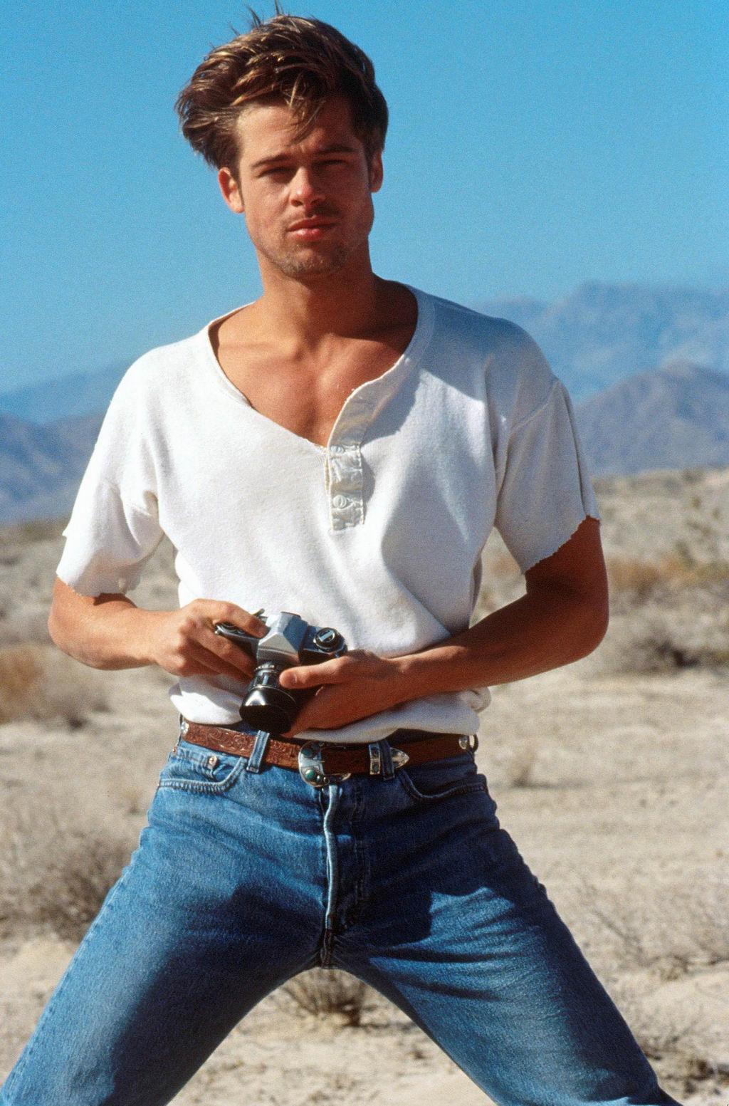 Brad Pitt Photo 525 Of 965 Pics Wallpaper Photo 387541