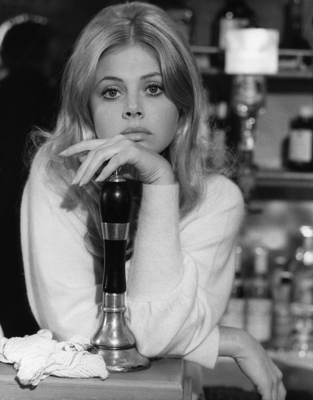 What is Britt Ekland's birthday - answers.com