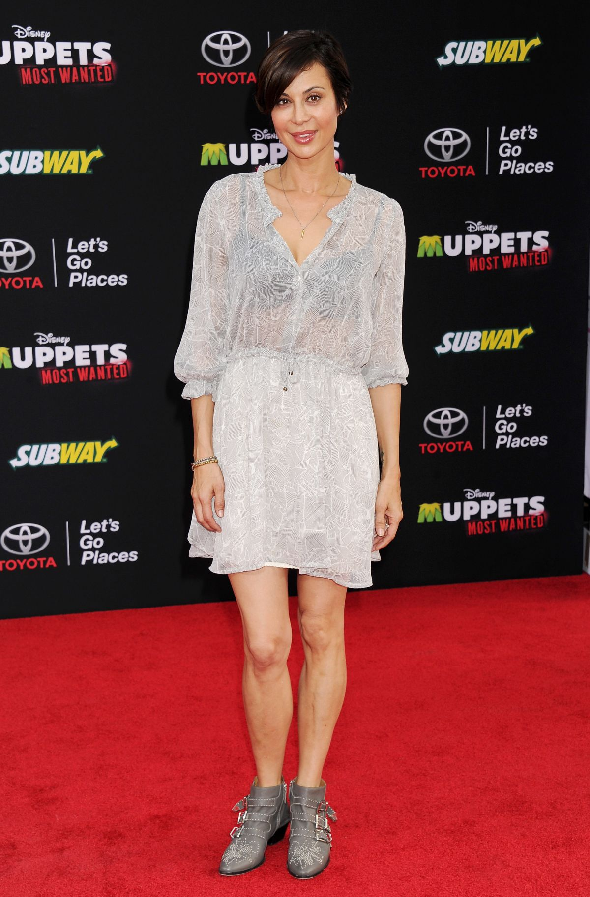 Catherine Bell Dress