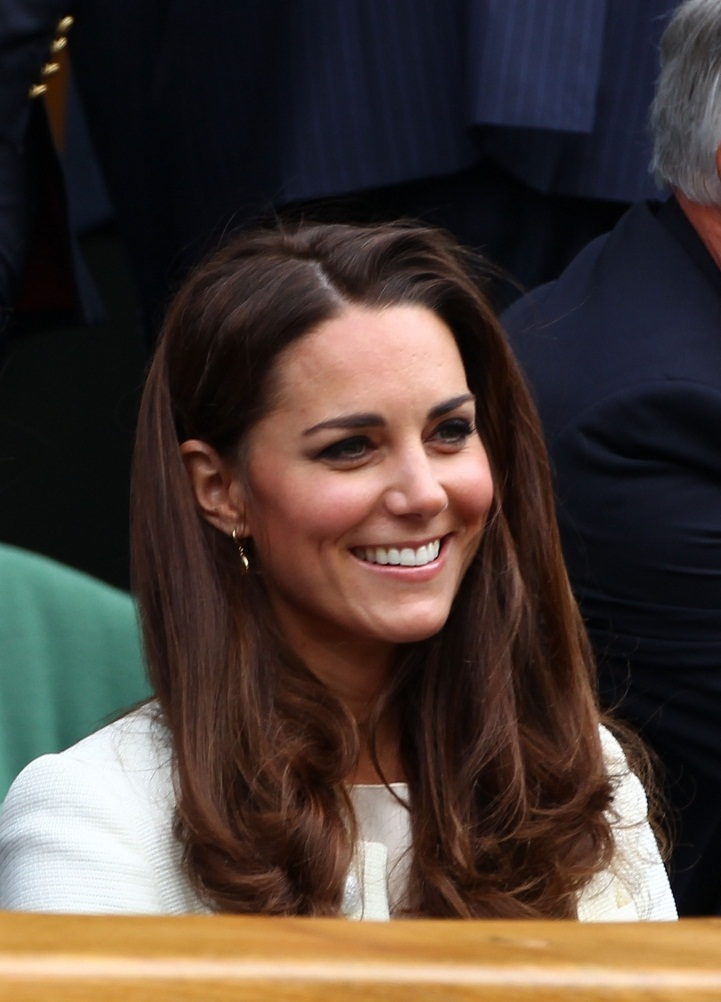 kate middleton wimbledon - 691×1100