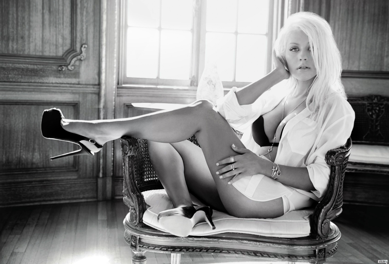 Christina Aguilera Busty For Maxim - 2019 year
