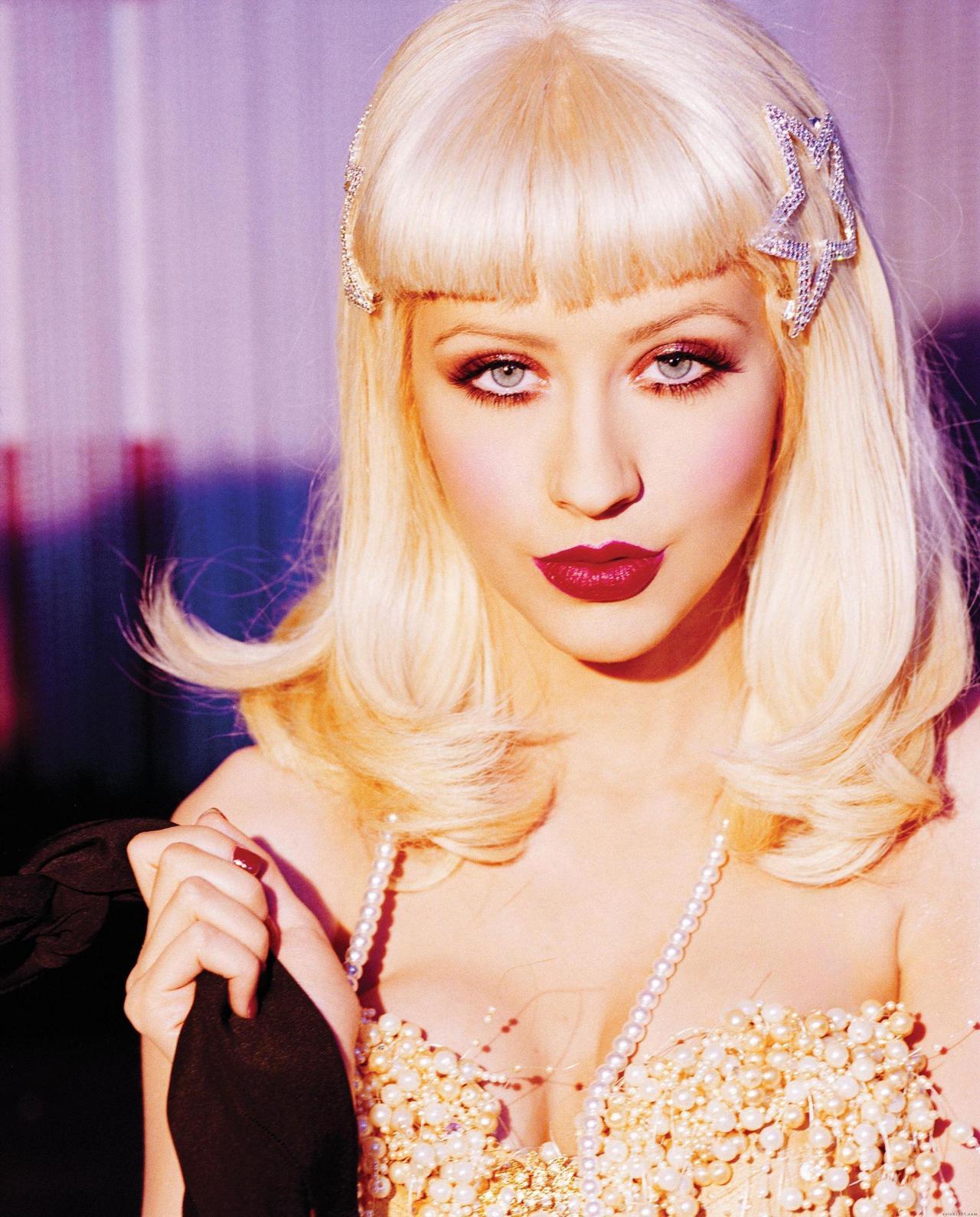 Christina Aguilera photo 6555 of 9083 pics, wallpaper ... Christina Aguilera