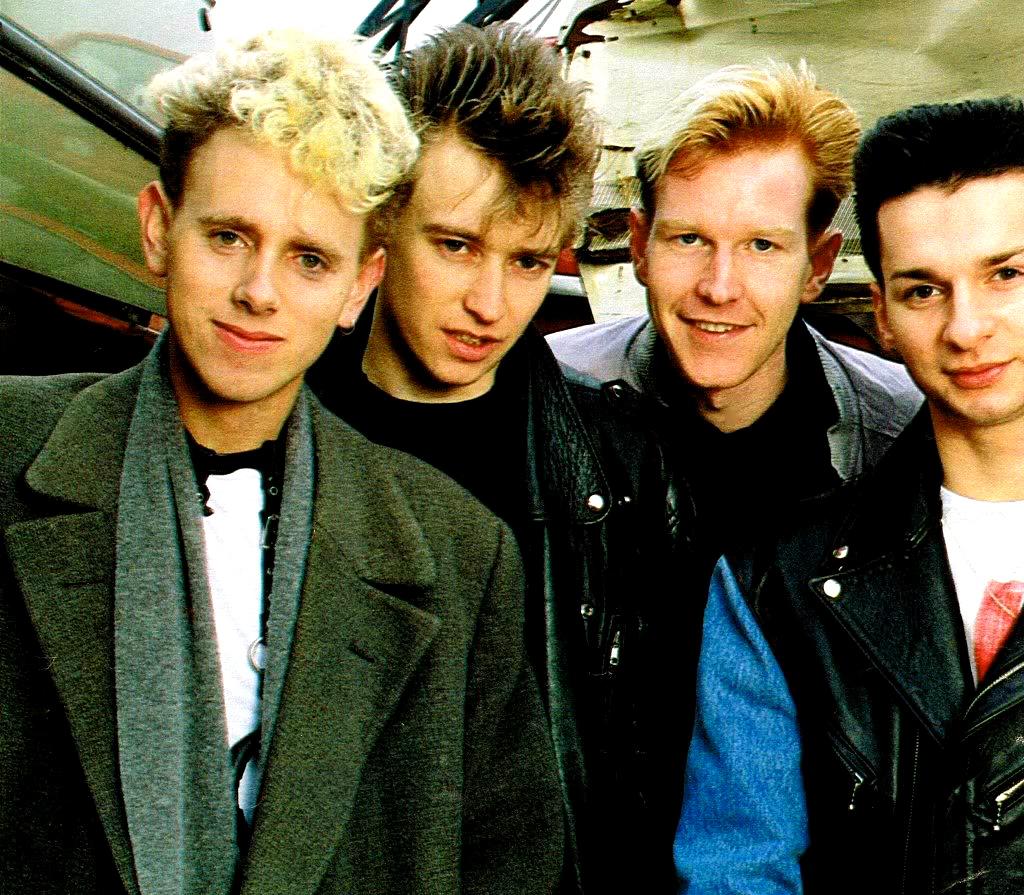 depeche mode young
