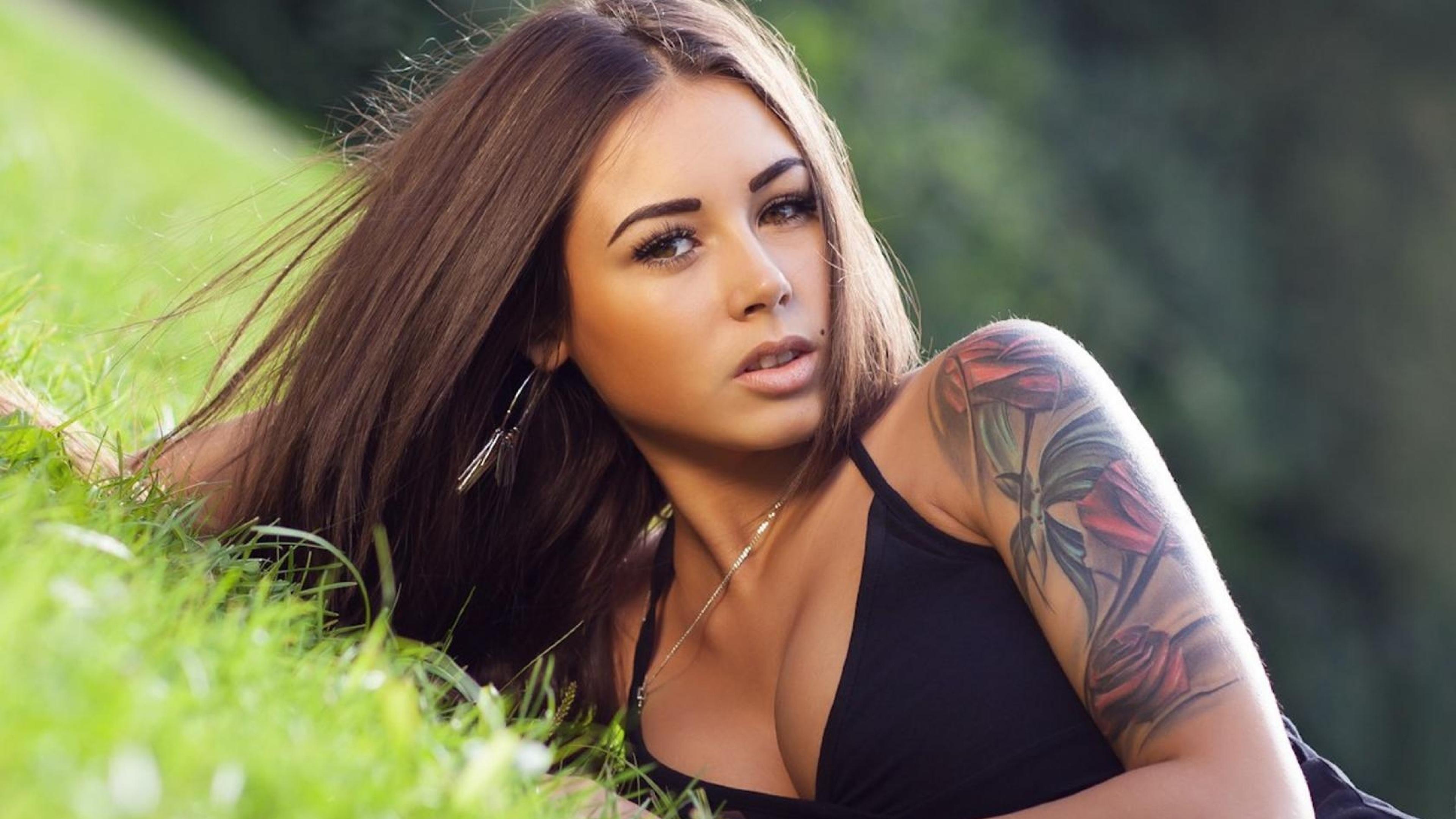 фото ну очень красивой девушки
