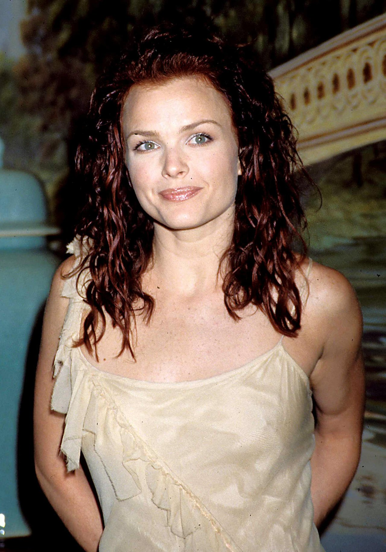 dina meyer nationality