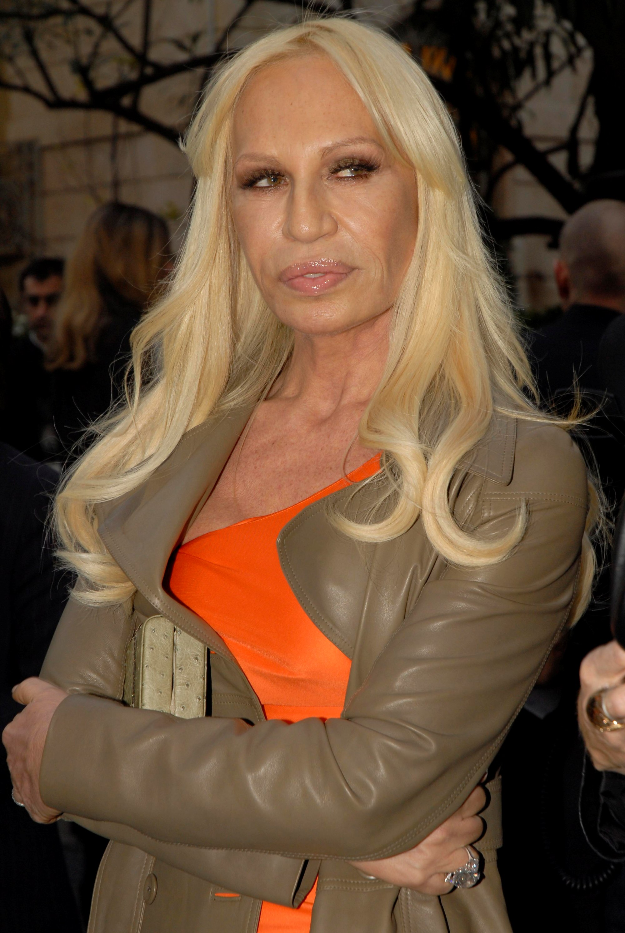 Donatella Versace News