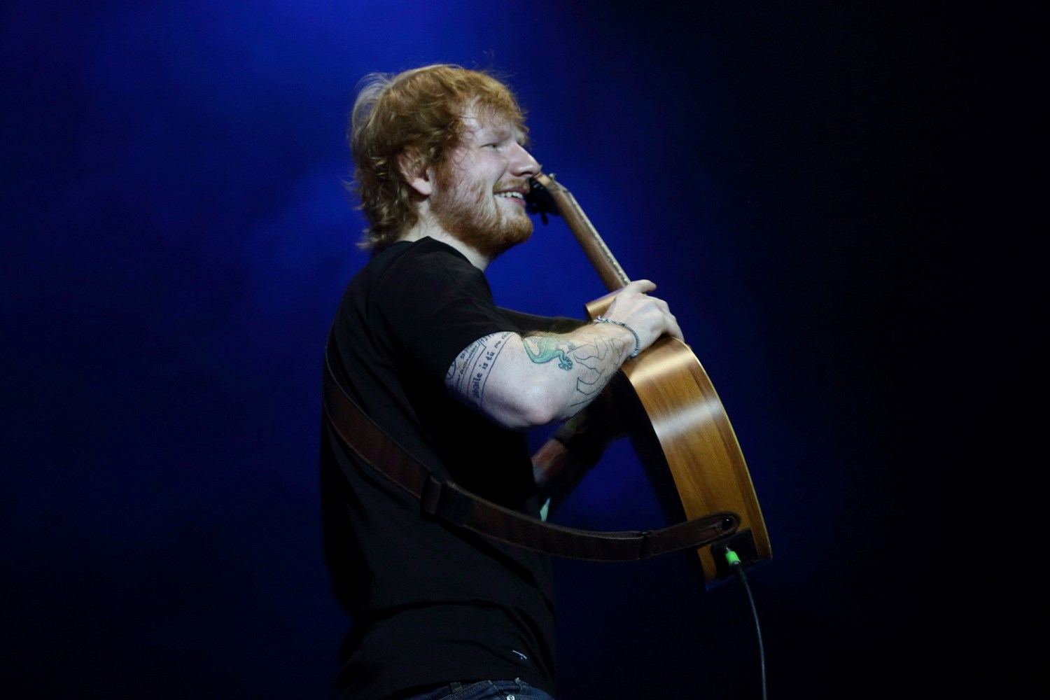 sudden interest in ed sheeran In this week's news of unlikely collaborations: the hollywood reporter shared that ed sheeran has landed a recurring role in the upcoming fx show the bastard executionerthe series, cooked up by.