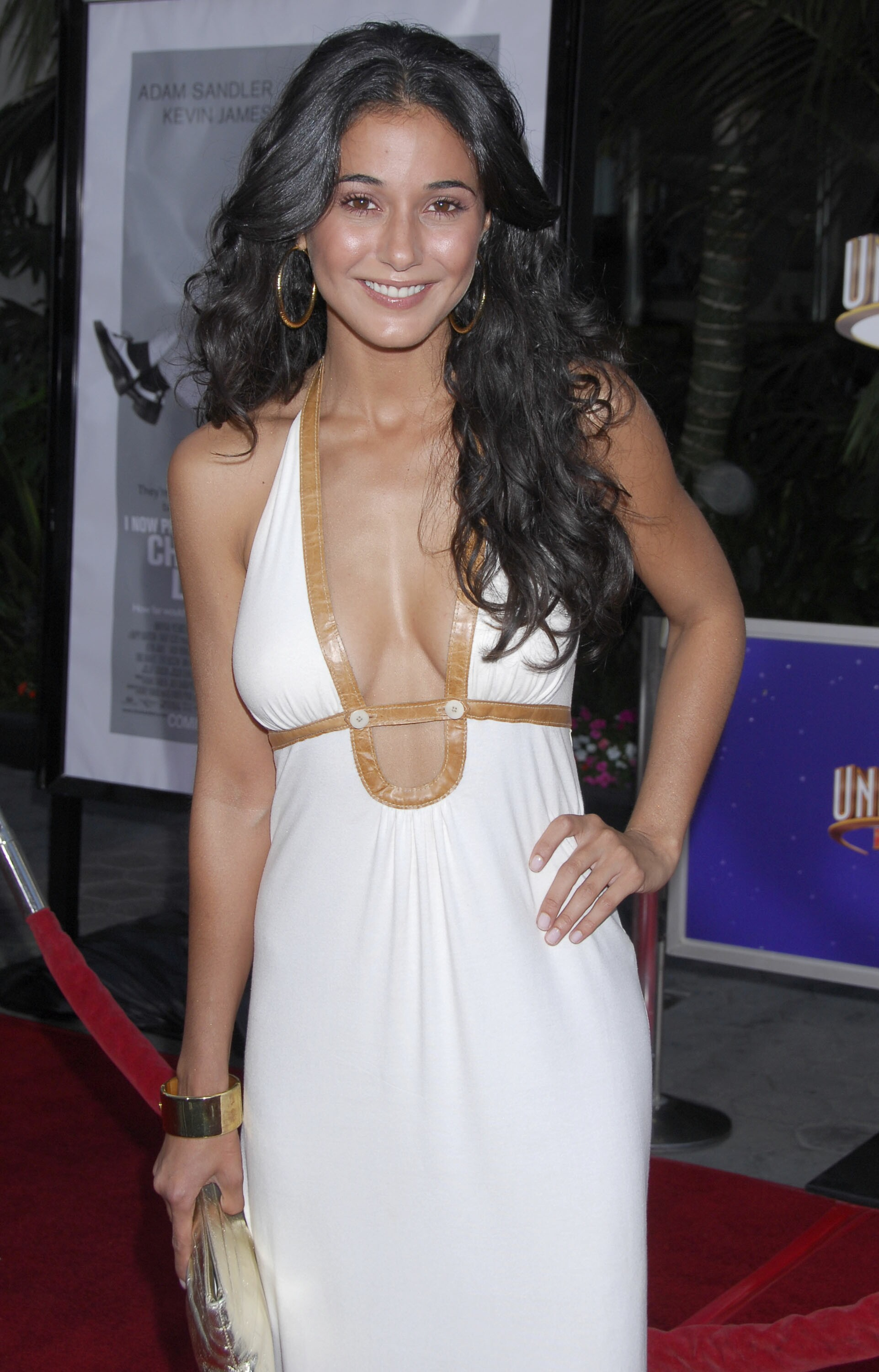 Emmanuelle chriqui in the first s02e09 Part 7